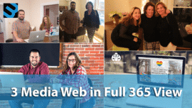 2016 at 3 Media Web - A Great Year in Hudson MA!