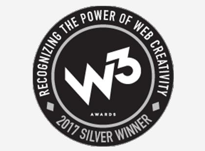 2017 Silver W3 Winner