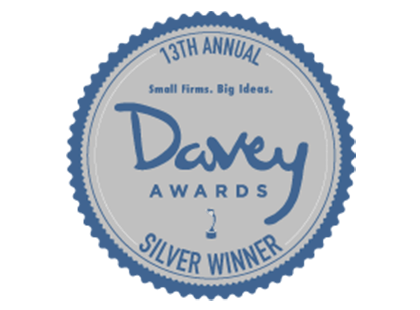 13th Annual Davey Awards - Silver Winner