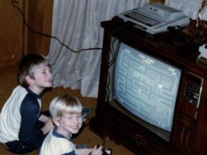 Step playing Atari