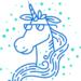 Picture of the 3MW Mascot The Unicorn