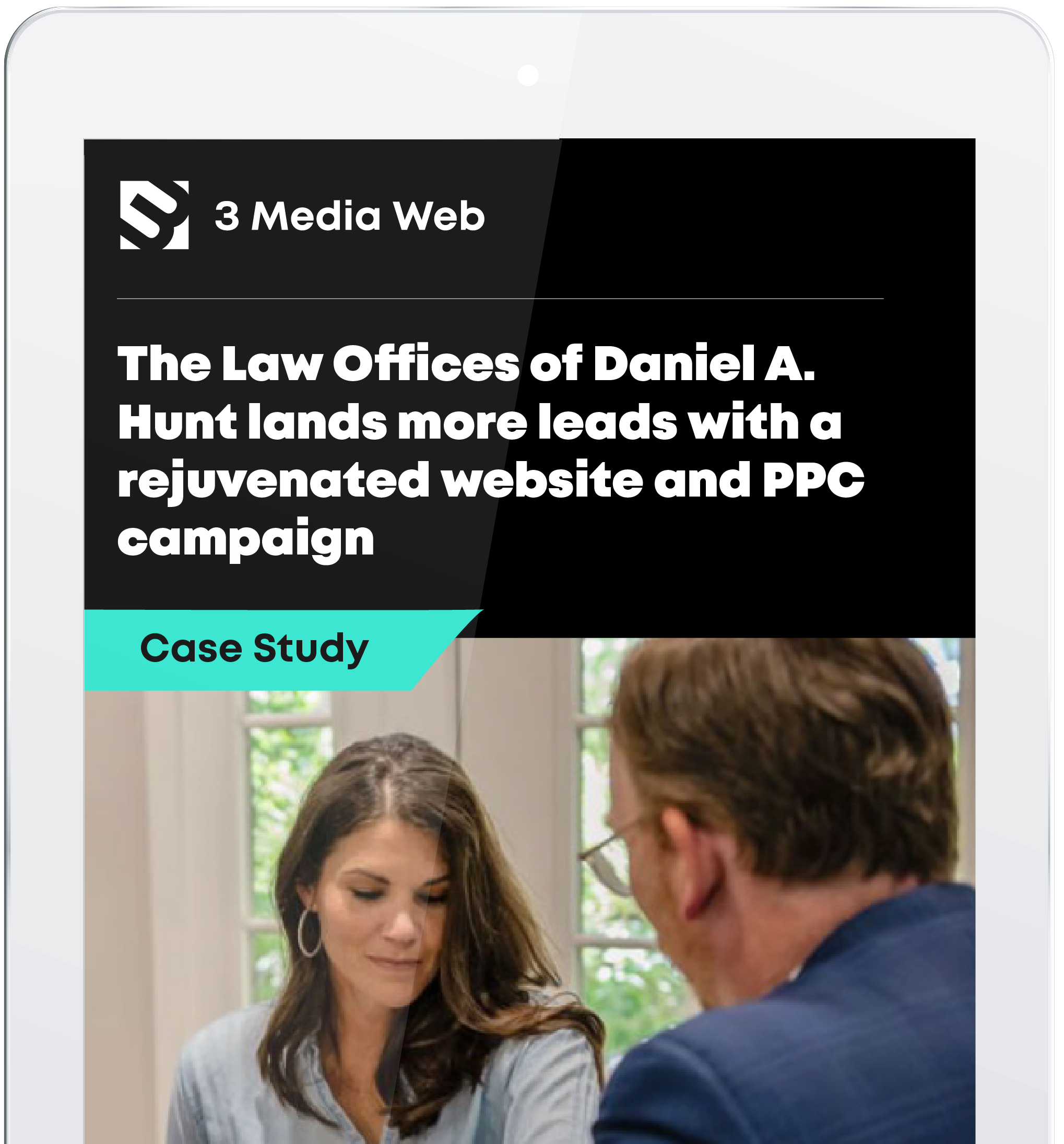 The DH Law Case Study cover.