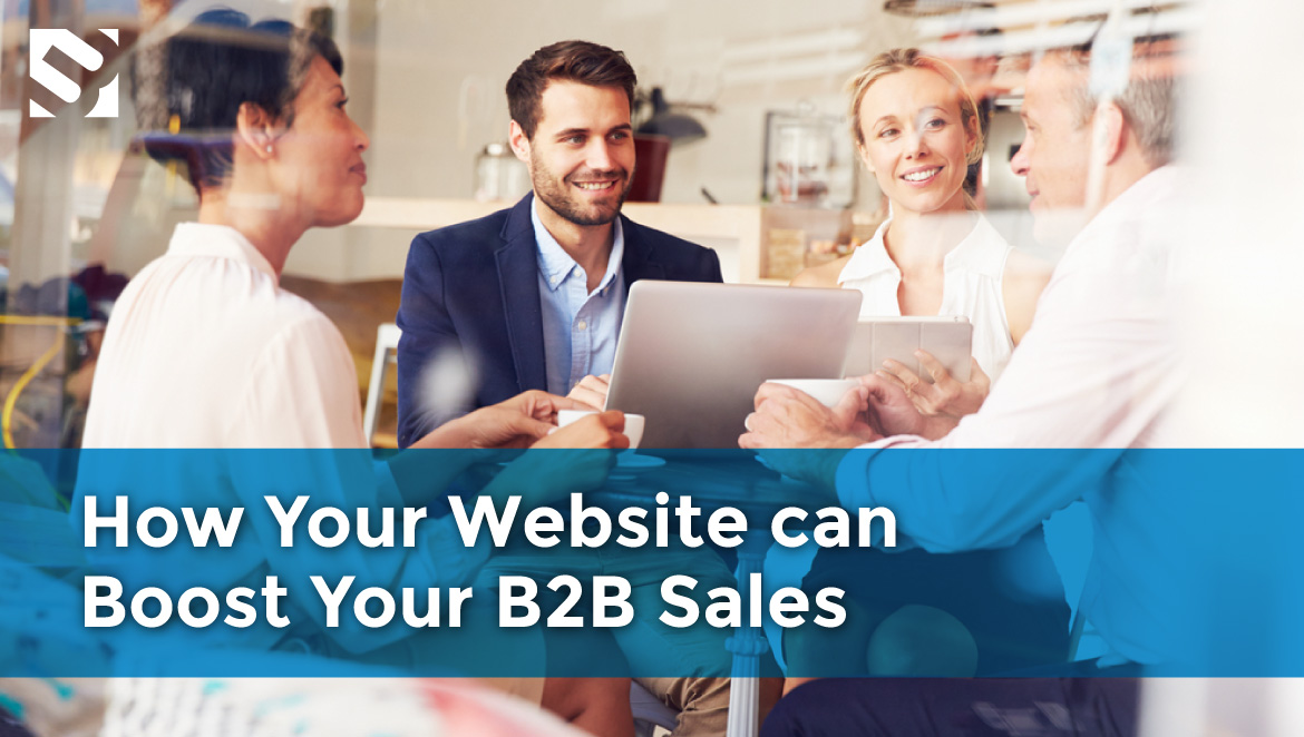 How Your Website can Boost Your B2B Sales