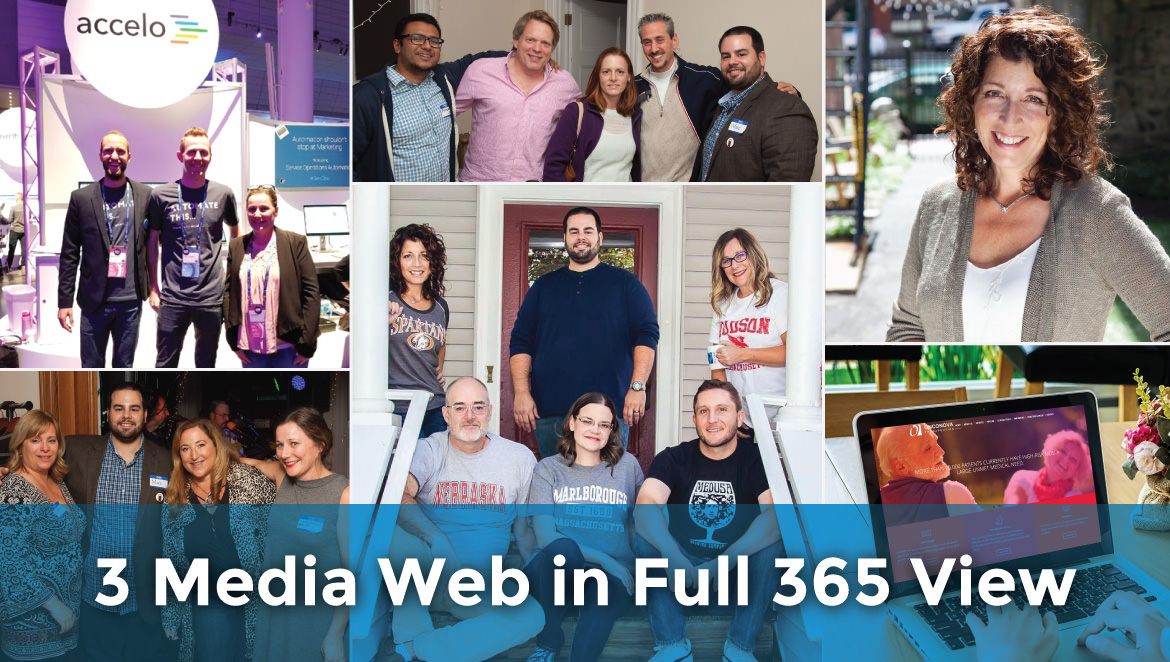 3 Media Web in Full View - A look back at 2017