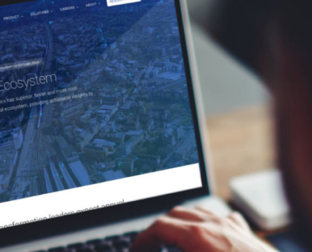 3 Media Web Helped Iotics Simplify Complex Offerings With A Fresh Web Design