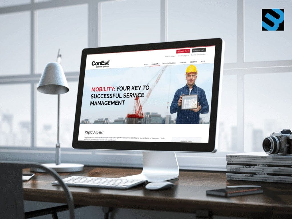 Specialized Electrical Contracting Industry Website