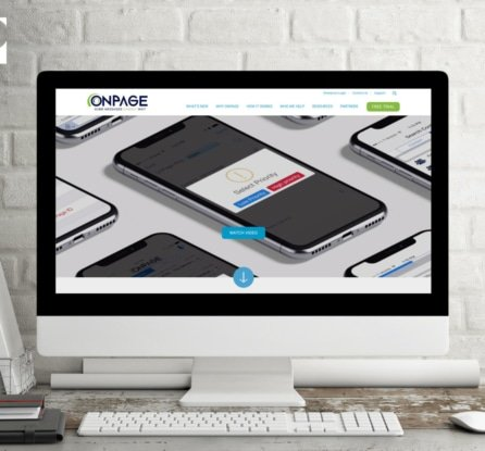 OnPage Gets a Website Makeover for future-proofing