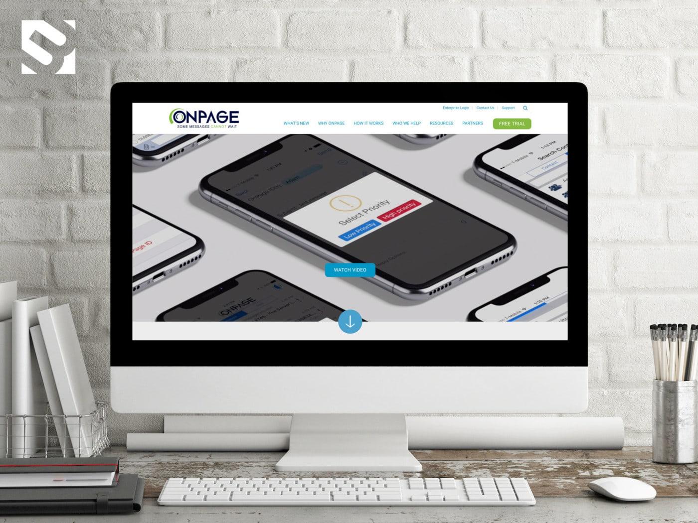 OnPage Gets a Website Makeover
