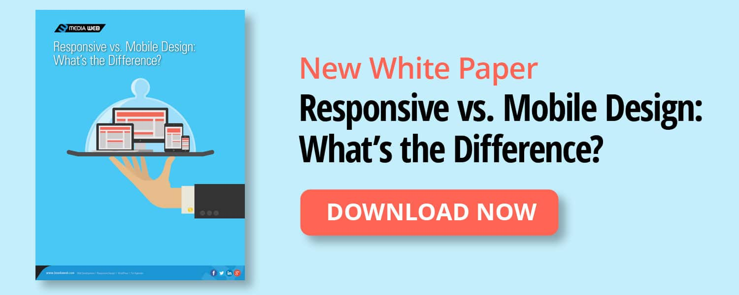 Responsive vs. Mobile Design: What's the difference?