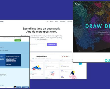 5 Great B2B Software Company Websites
