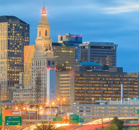 Connecticut Skyline
