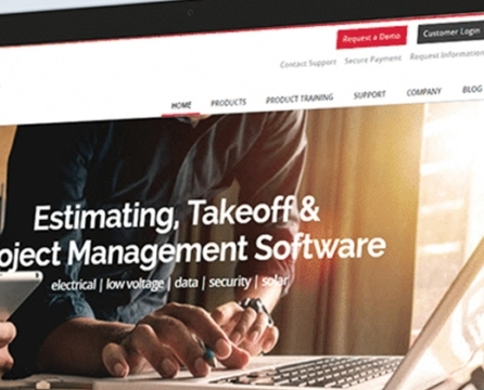 Software for the Specialized Electrical Contracting Industry Website Launch: ConEst Software Systems