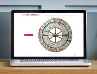 how-we-helped-hamill-galleries-reimagine-the-art-gallery-website