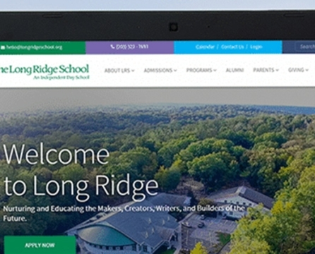 Connecticut Private Day School Site Launch