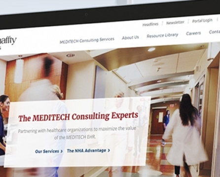 A New Medical EHR Consulting Website Launch