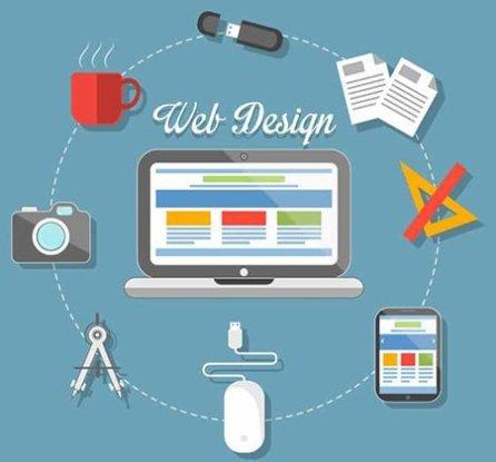 webdesign circle