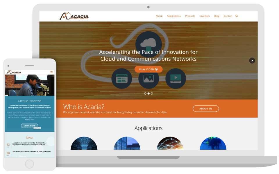 Acacia Communications, Inc.