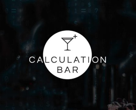 The Calculation Bar