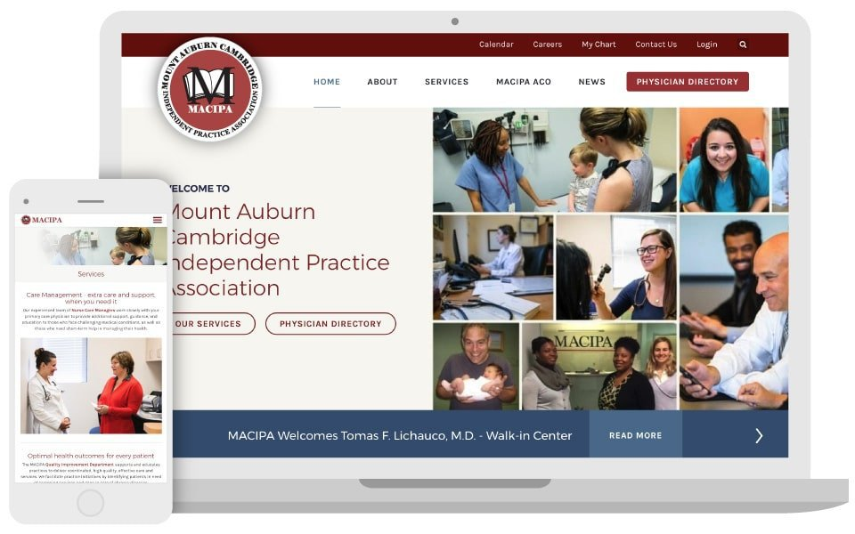 Mount Auburn Cambridge Independent Practice Association (MACIPA)