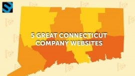 5 Great Connecticut Company Websites
