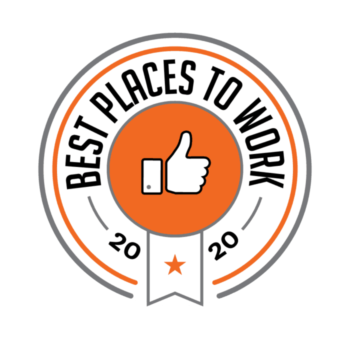 Best Places to work 2020 Business Intelligence, 3 Media Web