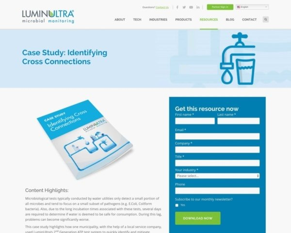 Biotech Web Design 11 Examples How To Tips 3 Media Web
