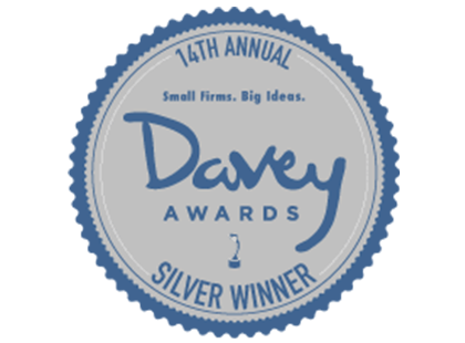 14th Annual Davey Awards: Silver Winner