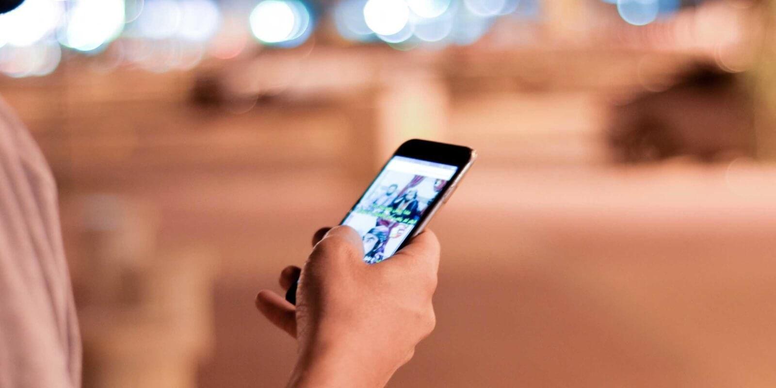 Digital Marketing 2018: Invest in mobile.