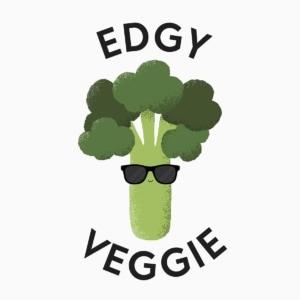 Edgy Veggie.