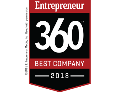 Entrepreneur360 Award