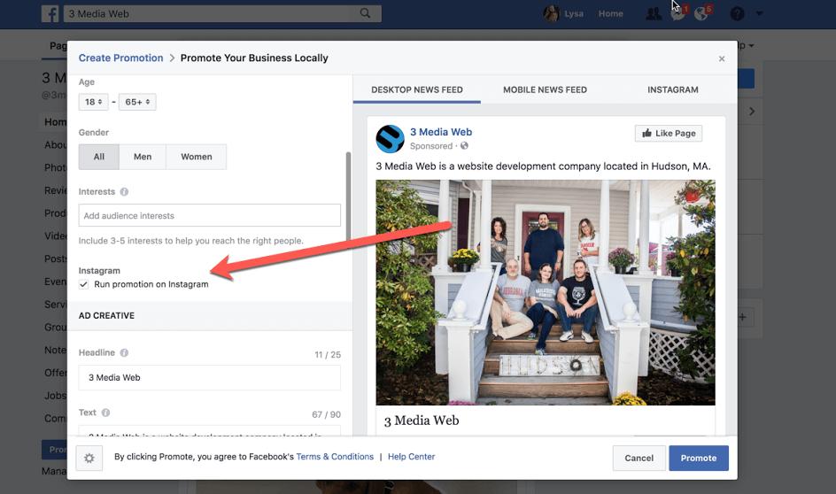Facebook Ad Tips