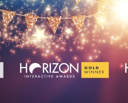 3 Media Web Receives Six Horizon Interactive Awards