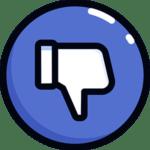Icon Thumbs Down