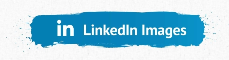 LinkedIn Image Accessibility Header.