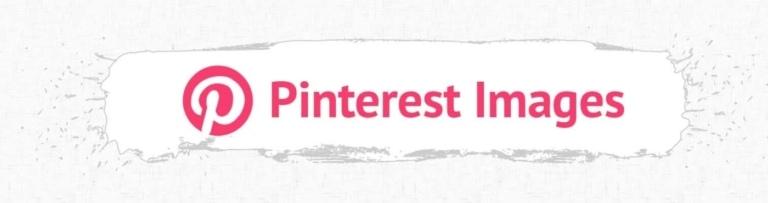 Pinterest Image Accessibility Heading.