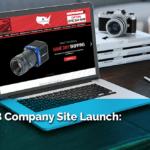B2B Site Launch Saber1 Technologies