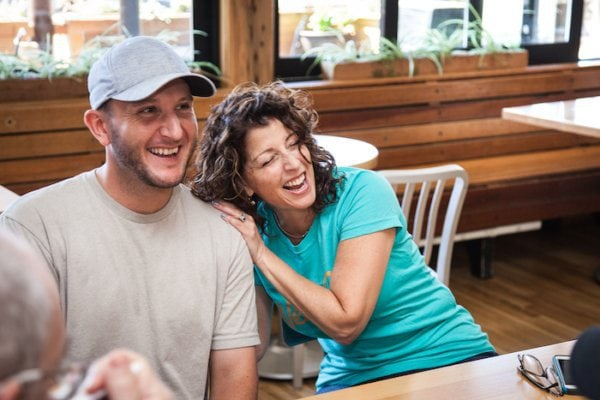 Ryan Kohler, Sara Spector-Brown