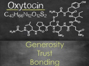Storytelling Oxytocin Generosity Trust Bonding
