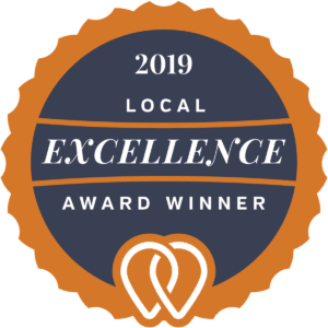 UpCity Local Excellence Badge 2019
