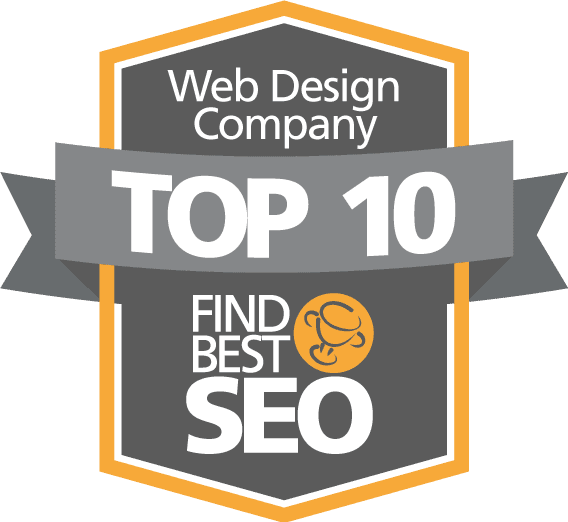 3 Media Web featured in FindBestSEO top 10 providers in Web Design