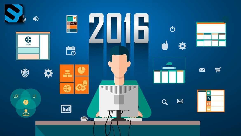 best website design 2016
