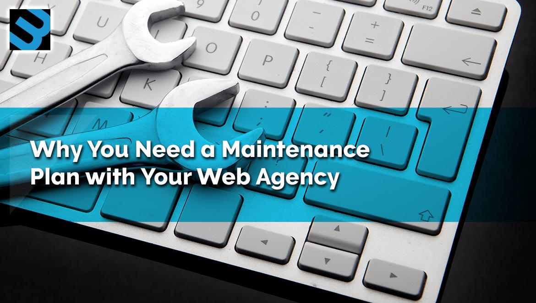 Web Support Maintenance Plan