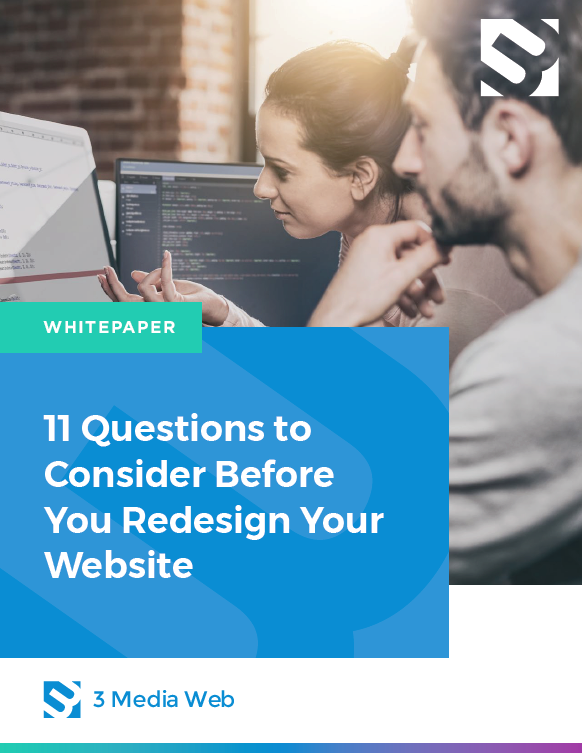 7 Questions to Consider Before You Redesign Your Website cover