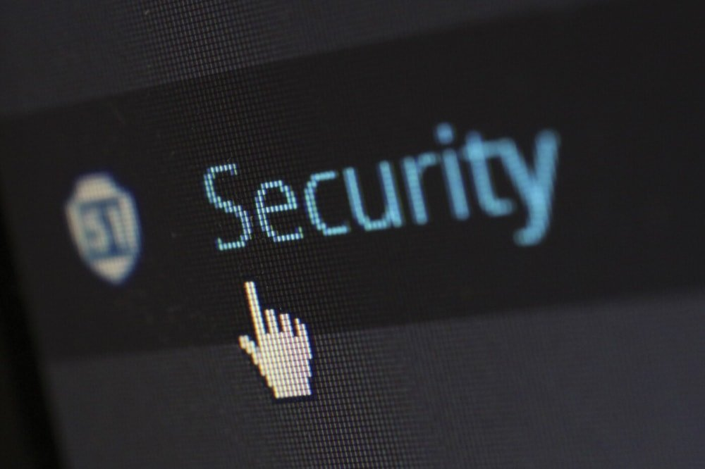 security is essential to brand transparency