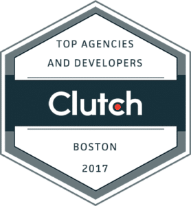 clutch boston award 2017
