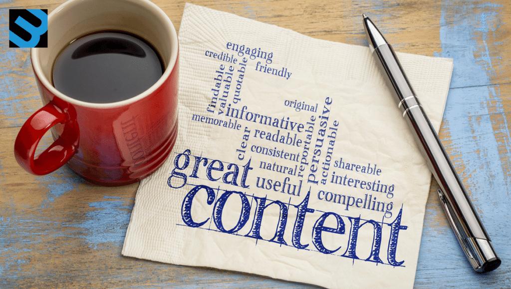 Content Marketing for Websites - Upgrade your WordPress Website