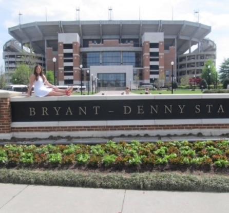 Bryant - Denny Stadium