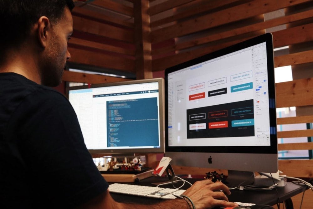 b2b responsive website design