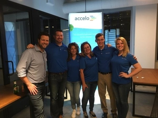 3 Media Web Team at Agency Automation 2018 with Accelo.