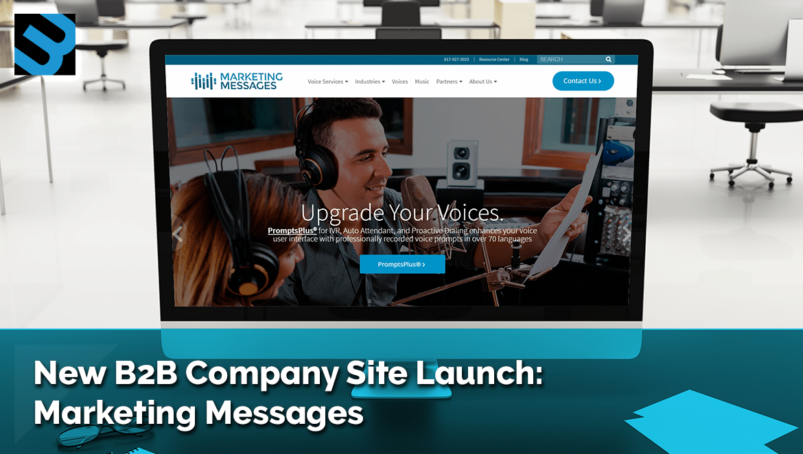 B2B Responsive Website Design
